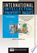 A Short Course in International Intellectual Property Rights 3rd Ed., eBook
