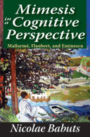 Mimesis in a Cognitive Perspective