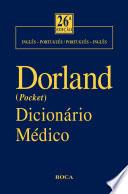 Dorland  Pocket    Dicion  rio M  dico