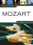 Really Easy Piano  Mozart