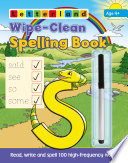 Wipe-Clean Spelling Book