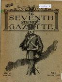 Pdf The Seventh Regiment Gazette