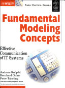 Fundamental Modeling Concepts