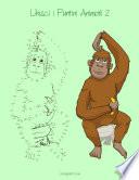 Animali in stile 'Unisci i Puntini' per Bambini 2