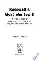 Baseball's Most Wanted™ II