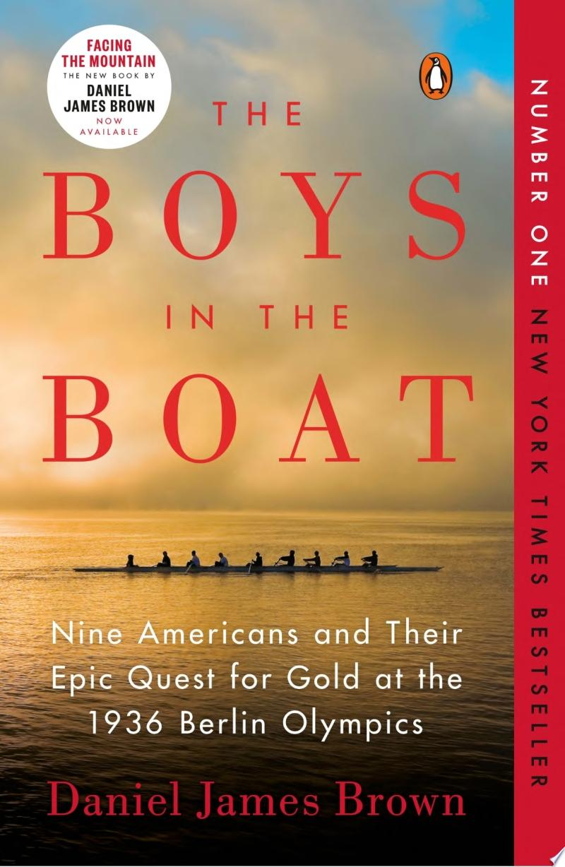 The Boys in the Boat image