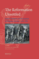The Reformation Unsettled