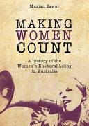 Making Women Count