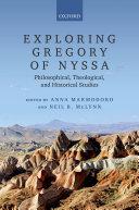 Exploring Gregory of Nyssa