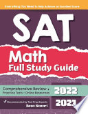 SAT Math Full Study Guide