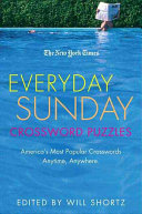 The New York Times Everyday Sunday Crossword Puzzles