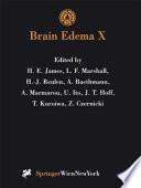 Brain Edema X