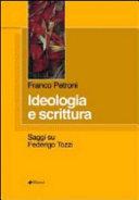 Ideologia e scrittura