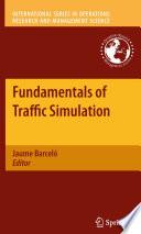 Fundamentals of Traffic Simulation Book