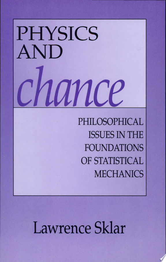 Physics and Chance