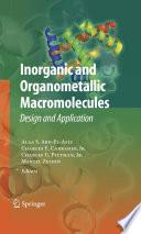 Inorganic and Organometallic Macromolecules Book