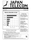 Japan Telecom Newsletter Pdf/ePub eBook