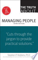 The Truth About Managing People Book