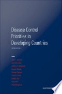 Disease Control Priorities in Developing Countries Book