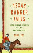 Texas Ranger Tales