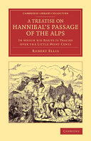 Pdf Treatise on Hannibal's Passage of the Alps