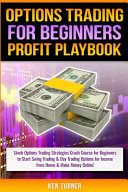 Options Trading Profit Playbook Book