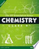 IIT Foundation Series- Chemistry Class IX, 3/e.epub