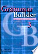 Grammar Builder Level 3