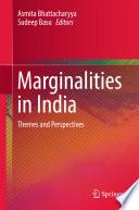 Marginalities in India
