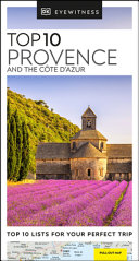 DK Eyewitness Top 10 Provence and the Cote D Azur
