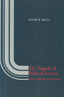 Pdf The Tragedy of Political Science