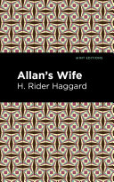 Allan's Wife Pdf/ePub eBook