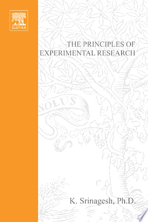 Download The Principles of Experimental Research online Books - godinez books