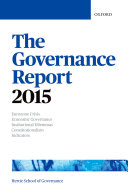 The Governance Report 2015
