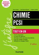 Chimie tout-en-un PCSI - 6e éd. [Pdf/ePub] eBook
