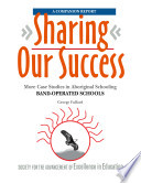Sharing Our Success