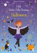 Little Sticker Dolly Dressing Halloween