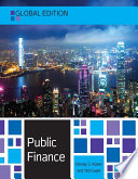 EBOOK  Public Finance  Global Edition