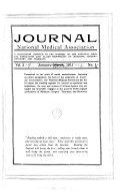 Journal of the National Medical Association