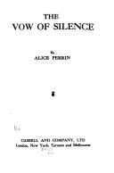 The Vow of Silence