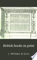 British Books in Print Book