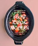 Slow Cook Modern Book