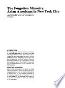 The Forgotten Minority Book PDF