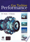 Gas Turbine Performance Book PDF