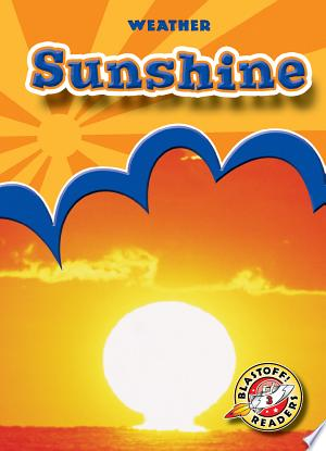 Download Sunshine PDF Book - PDFBooks