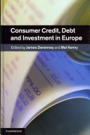 Consumer Credit  Debt and Investment in Europe