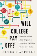 Will College Pay Off? Pdf/ePub eBook