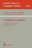 Artificial Evolution ebook