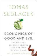 Economics of Good and Evil Pdf/ePub eBook