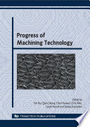 Progress of Machining Technology